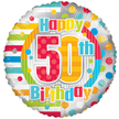 50th Birthday Balloon